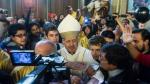 Chile: El obispo que va a misas con policías y guardaespaldas - Noticias de fernando karadima