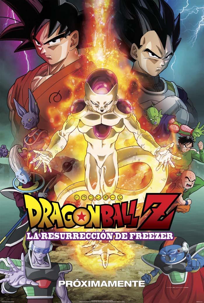 """[Foto] """"Dragon Ball Z"""": mira el primer tráiler en español de la cinta"""