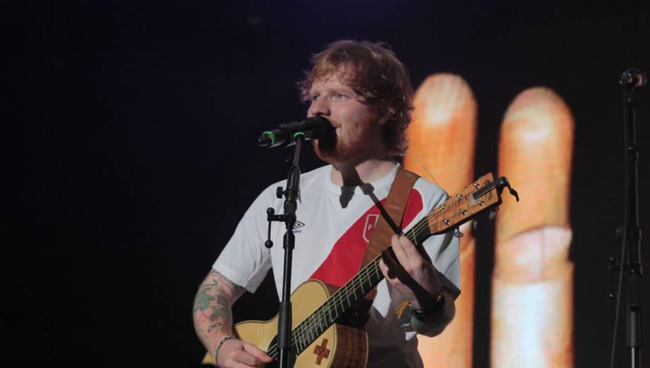 Ed Sheeran: así fue el concierto del ídolo pop en Lima
