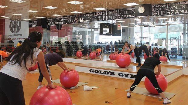 Este verano no calent las ventas del gimnasio gold s gym for Gimnasio el gym