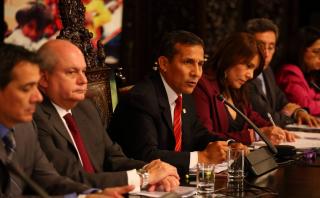 Humala: Crecimiento económico es importante pero no fundamental
