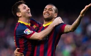 Lionel Messi reveló quién es su mejor amigo en el Barcelona