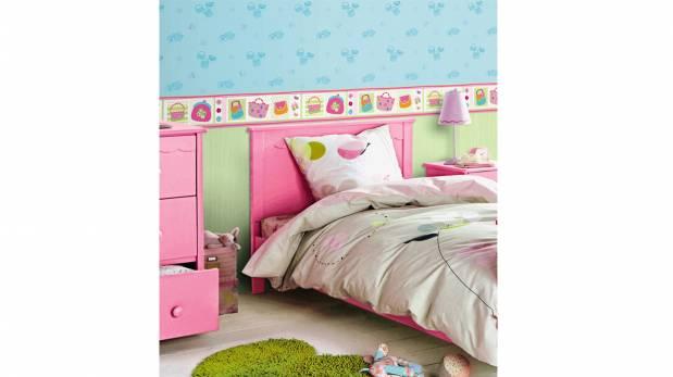 Cenefas para ni os decora los muros de tu casa con ingenio ideas y dise o casa y m s el - Cenefas para ninos ...