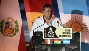 """Etienne Lavigne: """"Dakar 2016 tendrá cuatro etapas en el Perú"""""""