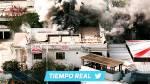 Chavín de Huántar: revive el rescate a los rehenes en Twitter - Noticias de carlos giusti acuna
