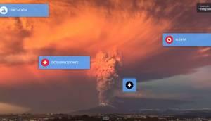Lo que tienes que saber del volcán Calbuco [Video interactivo]