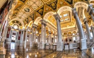 Recorre la Biblioteca del Congreso de EE.UU. en su aniversario