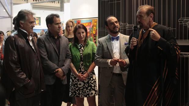 Jorge Pérez realizó la primera compra de Art Lima