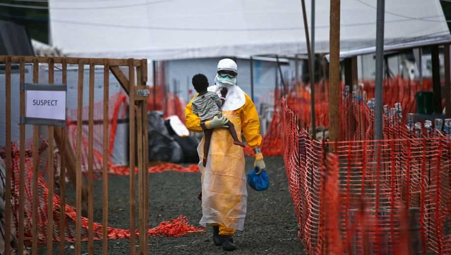 Ébola: Las fotos más impactantes sobre la epidemia en Liberia