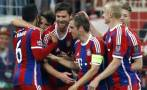 Bayern Múnich vs. Hertha Berlín: se enfrentan por la Bundesliga