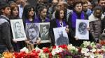 Víctimas del genocidio armenio son recordadas en el centenario - Noticias de policias muertos