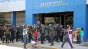Chiclayo: fiscalía rescinde contrato a empresa de Oropeza