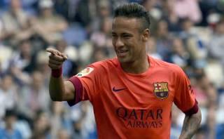 Neymar anotó golazo para Barcelona en jugada a solo tres toques