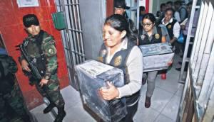 Fiscalía admite una deuda millonaria con empresa de Oropeza