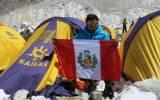Peruano sobrevive en el monte Everest tras terremoto en Nepal