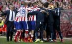 Atlético de Madrid venció 3-0 a Elche por la Liga BBVA