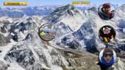 Avalancha arrasó campamento base del Everest [Foto interactiva]