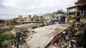 Los videos del devastador terremoto de 7,8 grados en Nepal