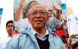 Humberto Lay anuncia que postulará a la presidencia el 2016