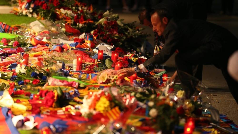 Barcelona rindió homenaje a Tito Vilanova a un año de su fallecimiento. (Foto: Web Oficial Barcelona)