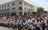 Chiclayo: Se realizó cajoneada simultánea a la de la capital