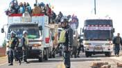 Cuando el bloqueo de carreteras se vuelve un arma política