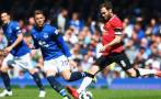 Manchester United vs. Everton: 'red devils' caen 1-0 de visita
