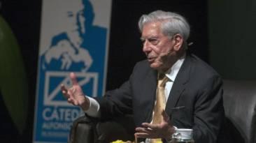 Mario Vargas Llosa reveló el nombre de su próxima novela