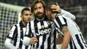 Andrea Pirlo lo volvió a hacer: marcó golazo de tiro libre