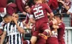 Juventus cayó 2-1 ante Torino en derbi de Turín por Serie A