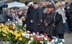 Alemania recuerda la liberación del campo nazi de Bergen-Belsen