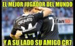 Chicharito Hernández: los memes tras su doblete con Real Madrid