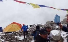 YouTube: así fue la mortal avalancha en el Everest (VIDEO)