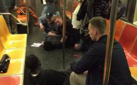 YouTube: policías suecos capturan a ladrones en Nueva York