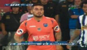 Marcos Miers anotó el 1-0 de Alianza Lima sobre Vallejo (VIDEO)