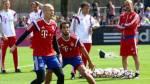 Robben y Benatia regresan a los entrenamientos de Bayern Múnich - Noticias de copa