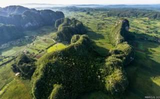 Fotos aéreas de una Cuba nunca antes vista