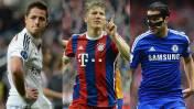 Fútbol mundial: programación de lo mejor de la semana
