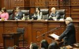 Revive el minuto a minuto: Cateriano logró confianza del Pleno