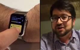 YouTube: compró un Xbox One al maniobrar un Apple Watch