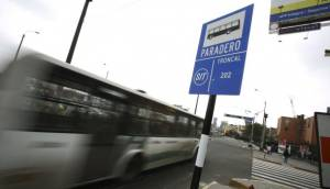 Corredor Javier Prado: pocos buses en primer día útil de prueba