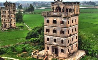 Conoce este lugar chino con miles de torres fortificadas
