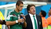 Chicharito Hernández no jugará en la Copa América Chile 2015