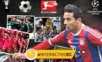 Claudio Pizarro: todos sus títulos en Europa [INTERACTIVA]