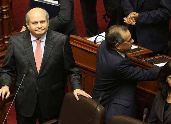 Pedro Cateriano logró el voto de confianza del Congreso