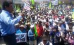 Tía María: manifestantes se enfrentaron con la policía en Lima