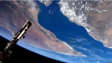 Las fotos más bellas de la Tierra vista desde el espacio