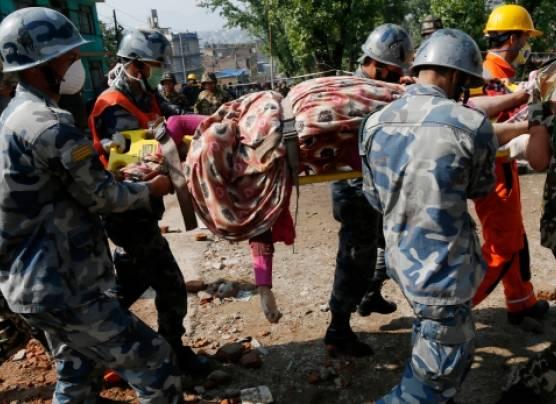 Nepal: Gobierno teme más de 10.000 muertos por terremoto