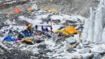 Terremoto en Nepal: Montañistas no renuncian a subir al Everest - Noticias de nick furia