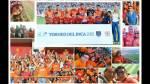 Vallejo celebró en Trujillo título del Torneo del Inca (VIDEO) - Noticias de universidad nacional de trujillo